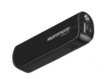 Promate AidBar 2500 mAh Universal Power Bank (Black)