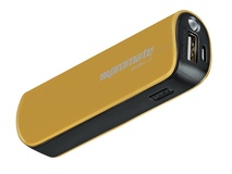 Promate AidBar 2500 mAh Universal Power Bank (Gold)