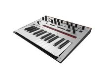 Korg Monologue Monophonic Analog Synthesizer (Silver)