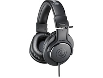 Audio Technica ATH-M20X Headphones (Black)