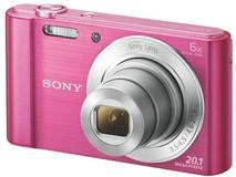 Sony Cyber-shot DSC-W810 Digital Camera Pink