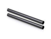 SmallRig 1052 15mm Black Aluminium Alloy Rod 25cm (2 pcs)