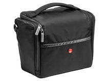 Manfrotto Advanced Camera Shoulder Bag A6 for DSLR/CSC (Black)