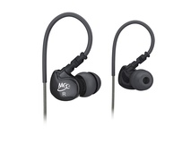MEElectronics Sport-Fi M6 Memory Wire In-Ear Headphones (Black)