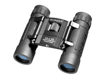 Barska 10x25 Lucid View Binocular - Black