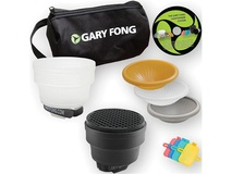 Gary Fong Lightsphere Collapsible Fashion & Commercial Lighting Kit
