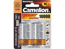 Camelion Rechargeable10000MAH (D-2 PK)