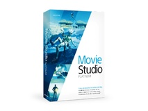 MAGIX Vegas Movie Studio Platinum 13 Box (On Terms)