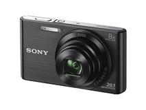 Sony DSC-W830 Digital Camera (Black)