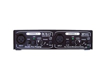 Rolls MP222 Studio Pro Dual-Channel Microphone Preamplifier