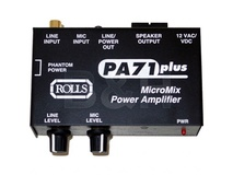 Rolls PA71 Plus Mixer Amplifier