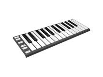 CME Xkey - Mobile MIDI Keyboard (Gun Metal Gray)