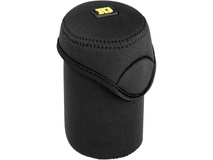 "Ruggard Fold-Over Neoprene Lens Pouch (3.0 x 4.5"", Black)"
