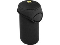 "Ruggard Fold-Over Neoprene Lens Pouch (3.0 x 6.0"", Black)"