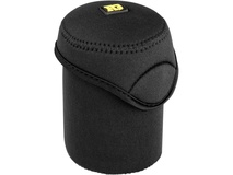 "Ruggard Fold-Over Neoprene Lens Pouch (3.5 x 4.5"", Black)"
