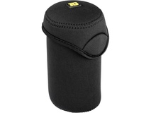 "Ruggard Fold-Over Neoprene Lens Pouch (3.5 x 6.0"", Black)"