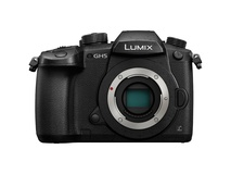 Panasonic Lumix GH5 Mirrorless Micro Four Thirds Digital Camera (Body Only)