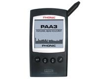 Phonic PAA3 - Handheld Audio Analyzer