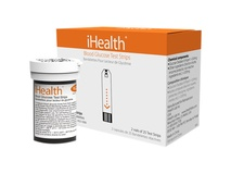 iHealth Test Strips for Glucose Meters (50-pack)