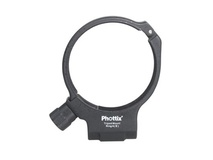 Phottix Tripod Mount Ring Canon 100mm f2.8 (Black)