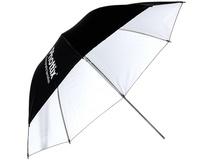 """Phottix Reflector Studio Umbrella ( 40"""") (White/Black)"""