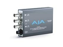 AJA D10CEA SD-SDI to Analog Audio/Video Mini-Converter