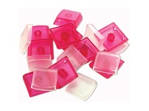 X-keys Magenta Keycaps (Pack of 10)