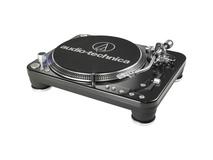 Audio-Technica AT-LP1240-USB Professional DJ Direct-Drive Turntable (USB & Analog)