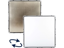 Lastolite Skylite Rapid Sunfire/White Fabric Reflector (2.0 x 2.0m)