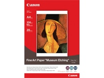 """Canon FA-ME1 A4 Fine Art Paper """"Museum Etching"""" (20 Sheets)"""
