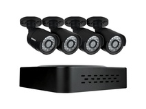 Uniden GDVR4340 DVR Security System with 960H Technology