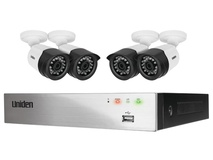 Uniden GDVR8T40 Full HD DVR Security System
