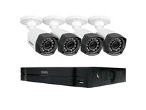 Uniden GCVR4H40 Guardian Hybrid Full HD DVR Security System