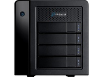 Promise Technology 12TB Pegasus3 Symply Edition R4 Thunderbolt 3 RAID Array (4 x 3TB)