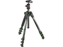 Manfrotto BeFree Color Aluminium Travel Tripod (Green)