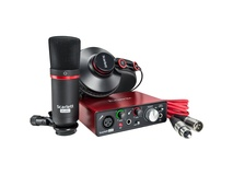 Focusrite Scarlett Solo Studio Pack (2nd Generation)