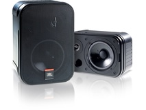 "JBL Control 1 Pro - 5"" Two-Way Professional Compact Loudspeaker (Pair, Black)"