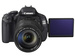 Canon EOS 600D Digital SLR Camera and EFS 18-55IS II Single Lens Kit